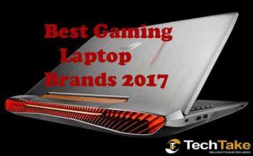 Best gaming laptop brands