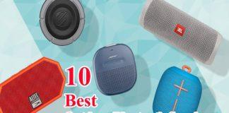10 best outdoor Bluetooth speakers