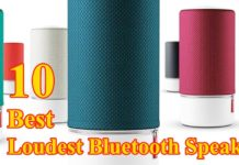 best loudest bluetooth speakers