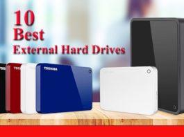 Best External Hard Drives for PS4