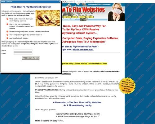 Flipping Websites |How To Flip Websites And Make Money Online
