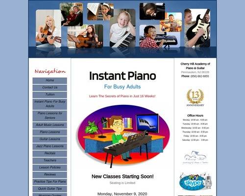 Instant Piano For Busy Adults