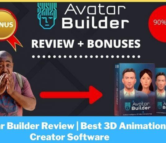Avatar Builder Review Best 3D Animation Creator Software